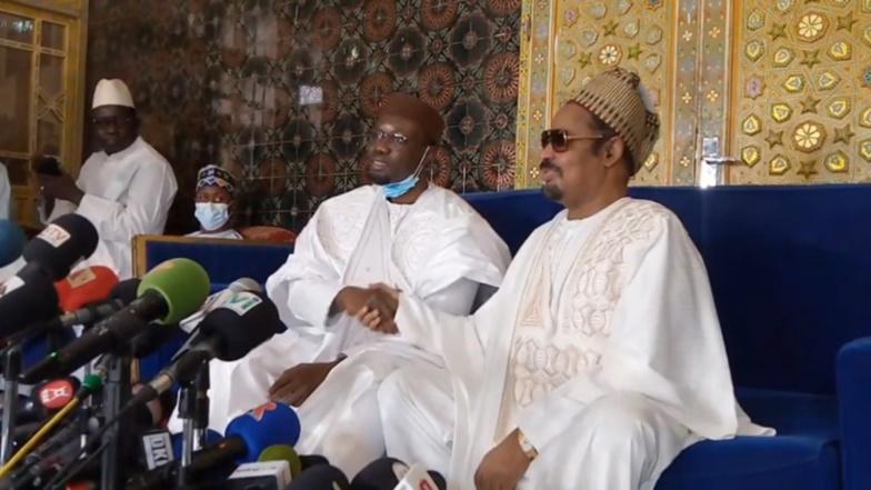 """Ahmed Khalifa Niass : """"Le seul problème de Macky Sall, c'est son entourage"""""""