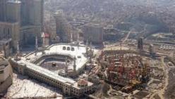 Vidéo exclusive des travaux actuels à la Mecque