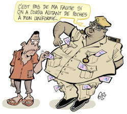 Corruption au Sénégal