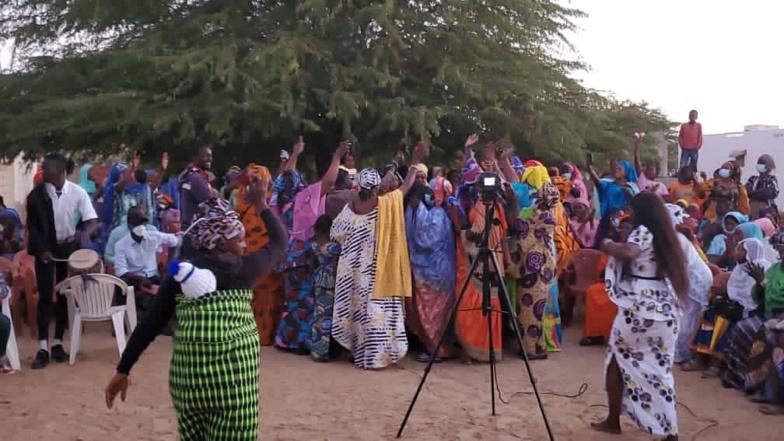 Saint-Louis : Takhawu Bango rejoint la mouvance d'Amadou Francois GAYE (vidéo)