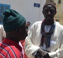 Saint-Louis : l'amicale des ressortissants du Saloum fait consulter quelque 300 personnes;