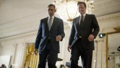 Obama et Cameron mettent la pression sur Assad