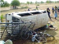 Communiqué du Gouvernement sur l'accident mortel de Bignona.