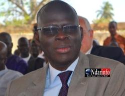 Cheikh Bamba Dièye aux transporteurs : ''Kouye diapp diane do faalé djiite''.
