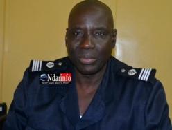 Saint-Louis : Le Commandant Adama Guèye nommé à la tête du Commissariat de l'ile.