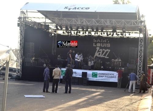 Direct : le Festival de Jazz démarre dans quelques minutes.[Videos-Photos]