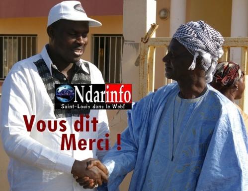 Serigne Mbaye, Merci !