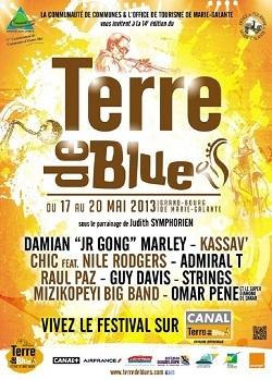 Caraïbe: Un festival de blues veut relier les trois Saint-Louis (Sénégal, Marie-Galante et Mississippi)