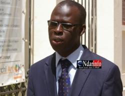 Fin du cumul des mandats : Bamba Dièye entre le marteau et l'enclume ?