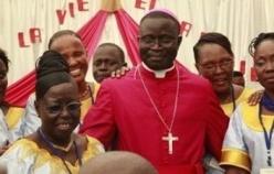 Ordination Episcopale de l'évêque de Thiès Le nouvel patron du diocèse pour une consolidation dialogue Islamo-Chrétien