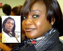 Fatou Thiam s'est mariée avec le chanteur Mame Gor Diazaka.