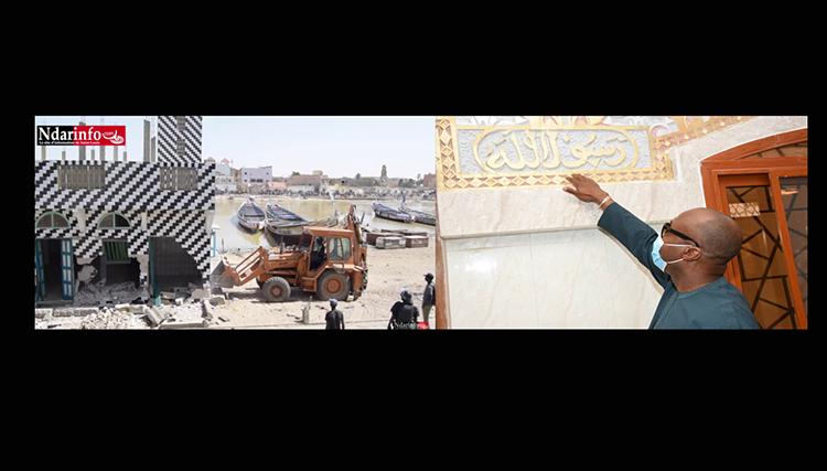 Réfection de mosquée : Quand Barthélemy DIAS donne une leçon à Mansour FAYE