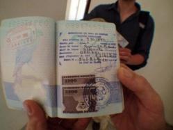 Visa pour le Sénégal : la mesure sera effective le 1er juillet 2013.