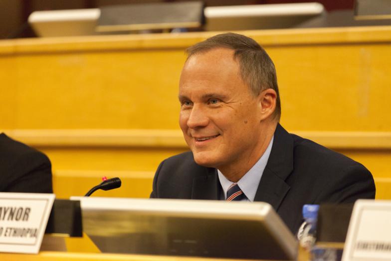 Ambassade des Usa au Sènègal : Michael Raynor remplace Tulinabo S. Mushingi