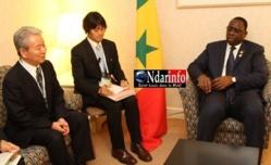 Le président Macky Sall hôte de la coopération japonaise