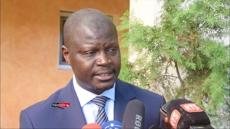 UGB : Mbissane NGOM nommé professeur titulaire