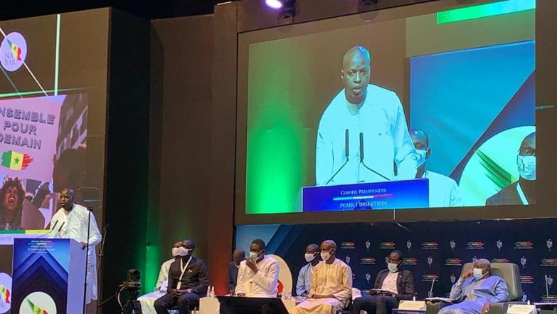 """Fara NDIAYE appelle à """"fusionner les structures d'appui et de financement des jeunes"""""""