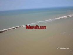 En prélude à la Journée Mondiale de l'Environnement: L'Ugb nettoie la plage de l'hydrobase