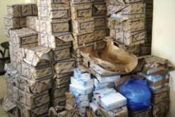 Saint-Louis:  13 tonnes de riz saisies par le service régional du commerce.