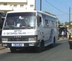 Transport urbain : 400 minibus seront déployés dans les régions