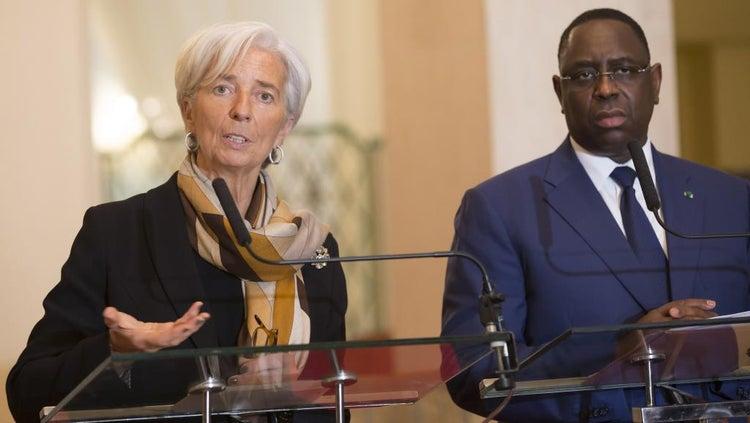 Un financement de 350 milliards de la FMI accordé au Sénégal