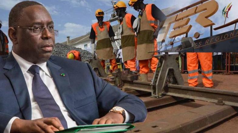 L'exploitation commerciale du TER va démarrer avant la fin de l'année (Macky Sall)