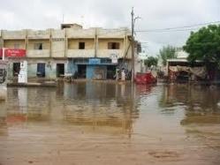 Evacuation des eaux usées à Sor: Darou et Médina Marmiyal branchés à l'égout.