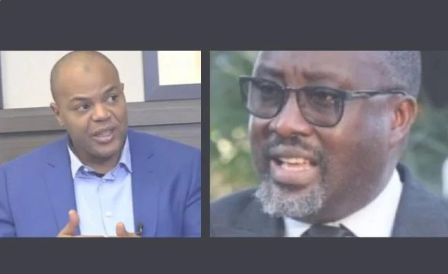 Cacophonie dans l'Apr : Maodo Malick Mbaye recadre Mame Mbaye Niang