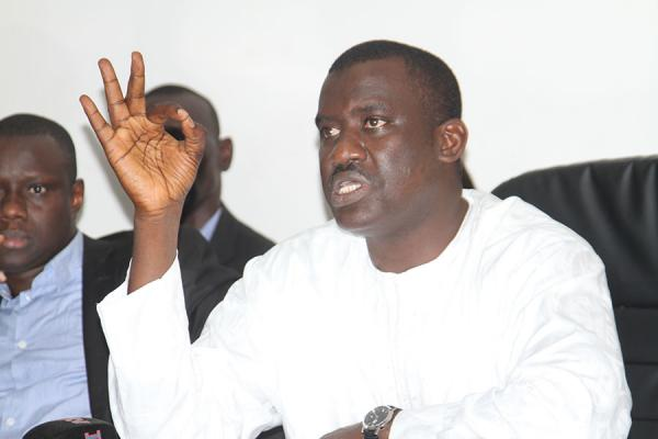 """Moussa Tine : """"Le régime de Macky a une mauvaise intelligence de la gouvernance"""""""