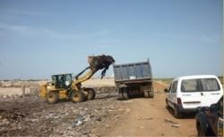 Saint-Louis: Pour prévenir les inondations, la mairie lance une opération ''waajal Nawet''
