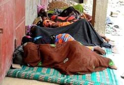 Saint-Louis : Les réfugiés mauritaniens dans la détresse.