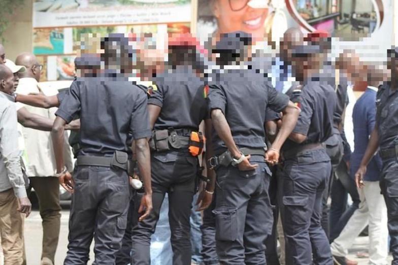 Petit-fils du khalife brutalisé : Le lieutenant Faye et les 04 policiers n'ont pas été suspendus