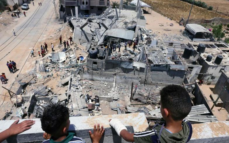 Gaza : 42 Palestiniens tués dans des frappes israéliennes, impasse diplomatique à l'ONU