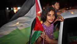 Raids israéliens sur la bande de Gaza après des tirs de roquettes