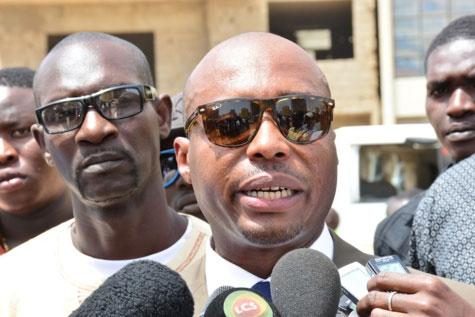 Barthélémy Dias officialise sa candidature à la mairie de Dakar