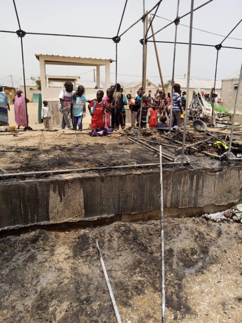 URGENT - Incendie au site de Diougob: 4 unités mobiles consumées par les flammes (vidéos)