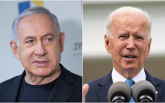 Gaza : Biden veut une «désescalade» immédiate, Israël attend «le moment opportun»