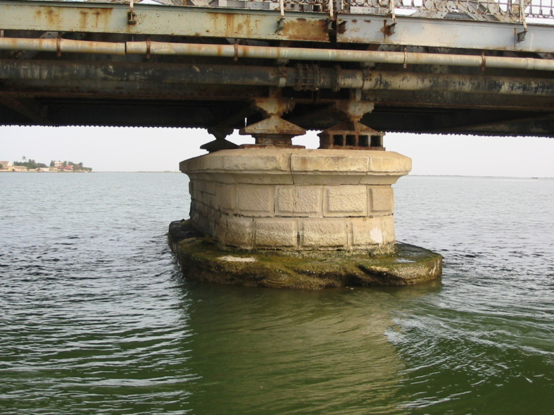 Réparation des joints du Pont Faidherbe : Circulation nocturne alternée, ce weekend