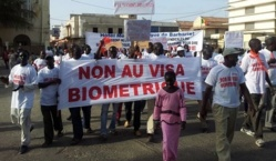 Saint-Louis : Grogne des hôteliers contre le visa biométrique.