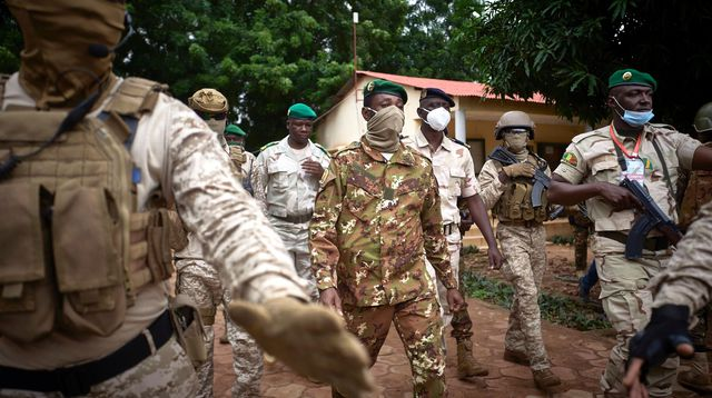 Mali: la diplomatie en action pour endiguer une nouvelle crise majeure