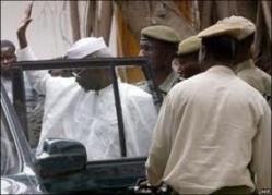 URGENT: Hissene Habre sous mandat de dépôt