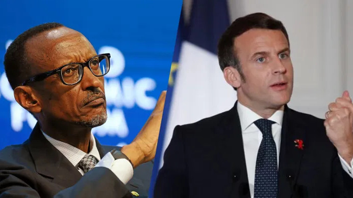 """Macron au Rwanda : """"Je viens reconnaître nos responsabilités"""" dans le génocide de 1994"""
