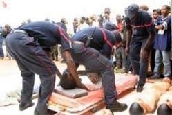 Podor : 4 personnes tuées dans l'affaissement d'un mausolée en construction