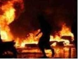 Incendie à l'UGB : Une salle Télé du ''village I'' prend feu.