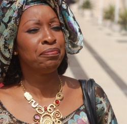 Saint-Louis-Elections locales 2014: Awa Ndiaye annonce sa candidature.