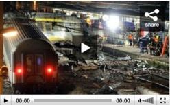 Train déraillé dans l'Essonne : au moins six morts et 30 blessés