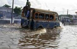 Saint-Louis : vers la destruction des constructions obstruant les voies de passage des eaux pluviales