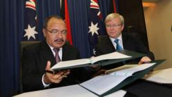 L'Australie ferme ses frontières aux migrants clandestins