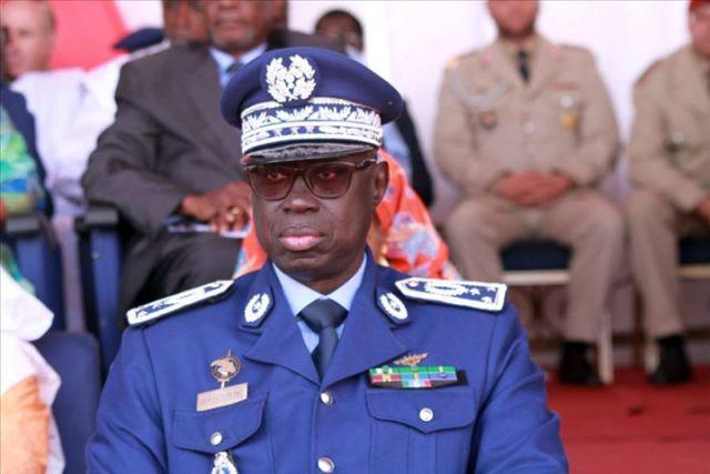 Gendarmerie : le Général Tine a été viré