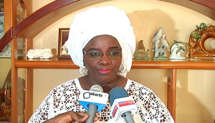 Ralliement : Ndèye Gnima GOUDIABY dit bye bye à Macky et rejoint PASTEF